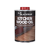 Blackfriar BKFKWO1L 1 Litre Kitchen Wood Oil