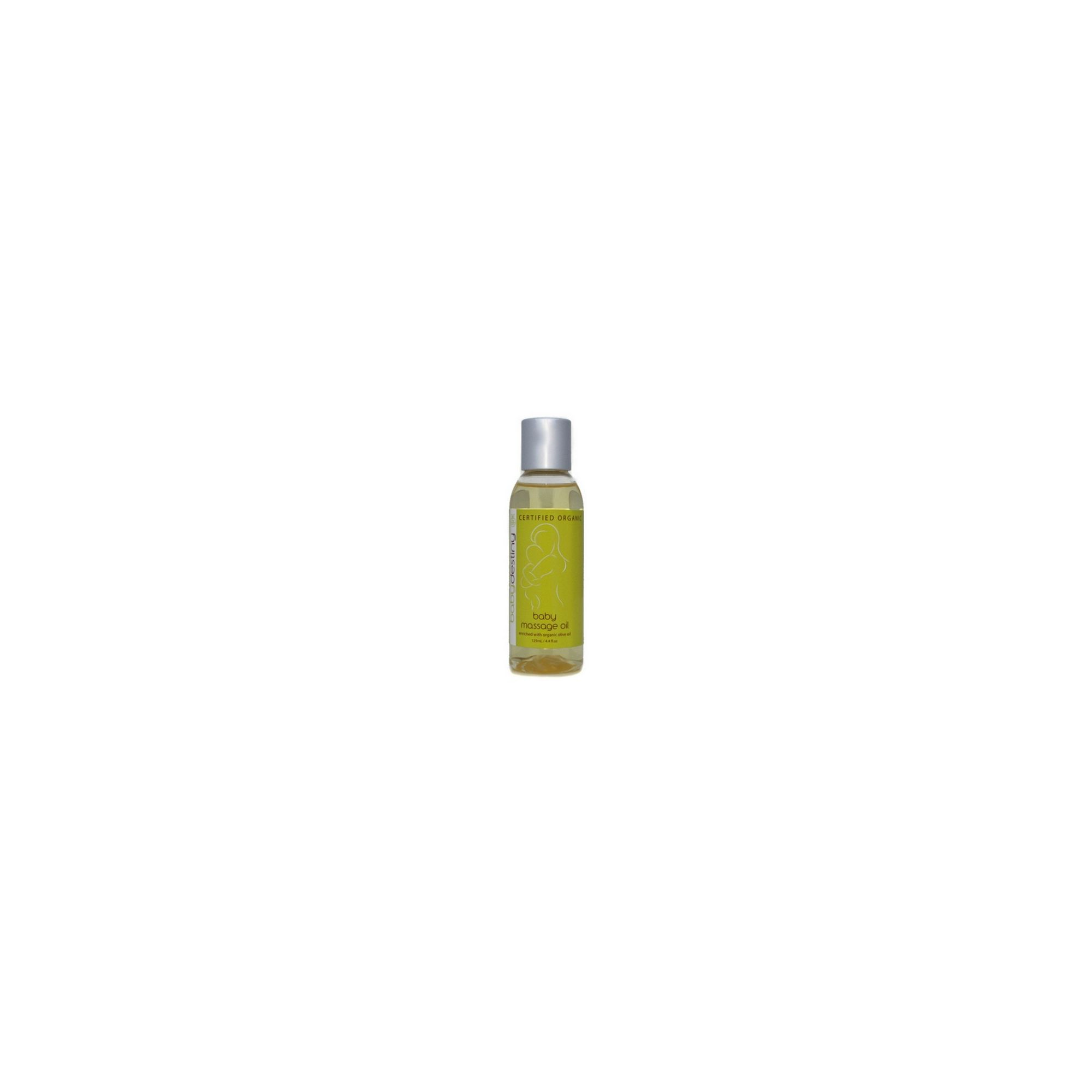 Organic Baby Massage Oil 125ml Oil