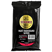 Simoniz Matt Dashboard Wipes, 20 pack