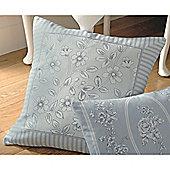 Dreams n Drapes Malton Cushion Cover - Blue 43x43cm