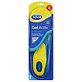 Scholl Gel Activ Insole Regular - Men