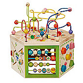 Teamson EverEarth 7 in 1 Garden Activity Cube