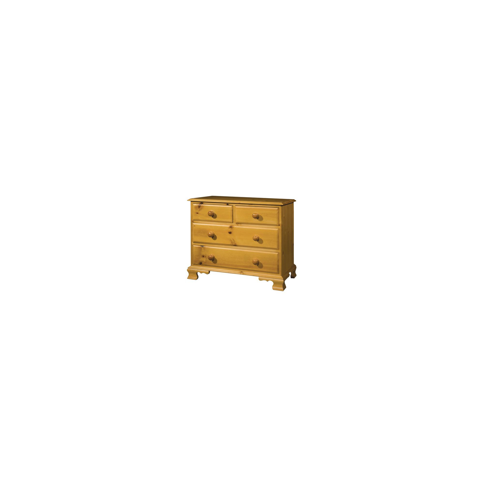 Alterton Furniture Otley 4 Drawer Chest - Unfinished at Tesco Direct