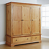 Elements Sandringham 3 Door Wardrobe