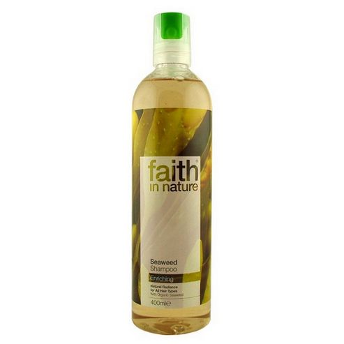 Faith in Nature Foam Bath/Shower Gel Seaweed 2 x 400ml