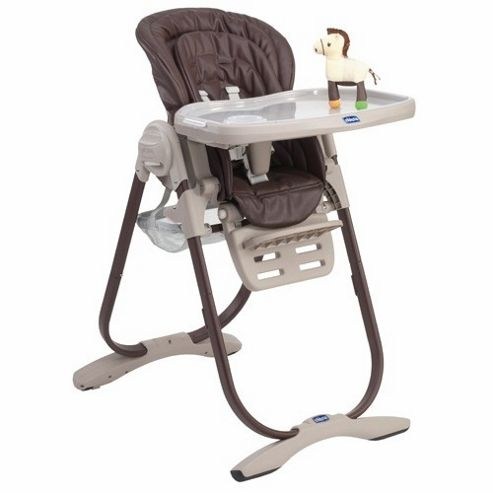 Chicco Polly Magic Highchair (Tobacco)