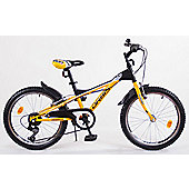 "Orbis 20"" inch for Kids Girls Boys Unisex Mountain Bike Children with Shimano"