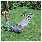 "Single Slider Water Slider 18""/5.49m"