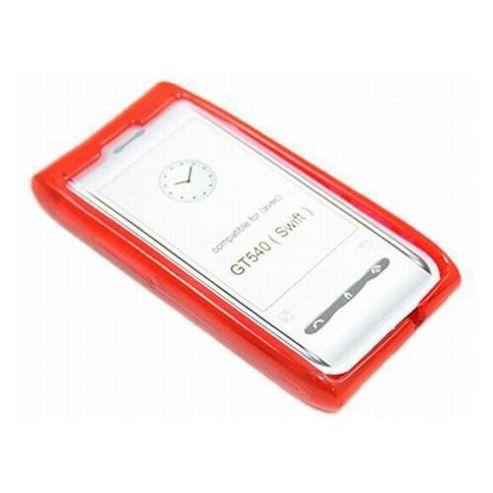 ProGel Skin Case - LG GT540 Optimus - Red