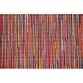 InRUGS Sunset Soft Multi Woven Rug - 290cm x 200cm (9 ft 6 in x 6 ft 6.5 in)