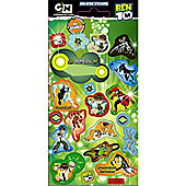 Stickers Ben 10 Sticker Sheet (each)