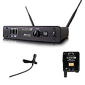Line 6 XD-V55 24 Bit Digital Wireless Lavalier Microphone System