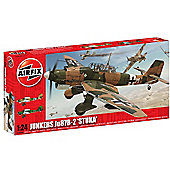 Airfix A18002A Junkers Ju87B-2 Stuka 1:24 Aircraft Model Kit