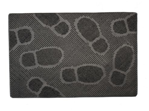 Dandy Rubber Shoe Mat 60X40cm