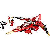 Lego Ninjago Kai Fighter - 70721