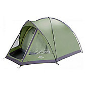 Vango 4 Man Berkeley 400 Outdoor Dome Tent Green