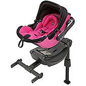 Kiddy Evo Luna i-Size Car Seat & Base (Pink)