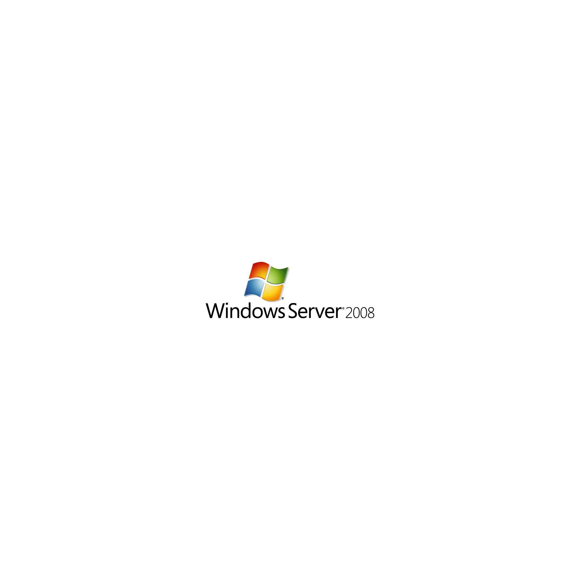 Microsoft Windows Server Standard 2008 R2 64-Bit English DVD at Tescos Direct
