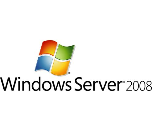 Microsoft Windows Server Standard 2008 R2 64-Bit English DVD