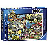 Ravensburger Bizarre Babble 1000 Piece Jigsaw Puzzle