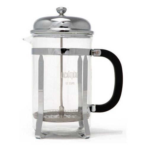La Cafetiere Classic 12 Cup Coffee Maker in Chrome