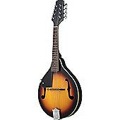 Rocket Bluegrass Left Handed Mandolin -Violinburst