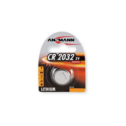 Ansmann CR2032 Lithium Button Cell
