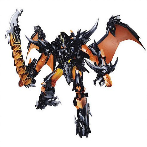 Transformers Ultimate Dragon Predaking
