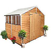 BillyOh 4000 7 x 8 Tongue & Groove Apex Shed