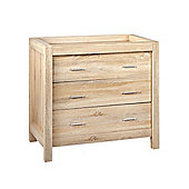 Tutti Bambini Milan Chest Changer - Reclaimed Oak