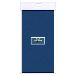 Tesco Tablecover, Navy