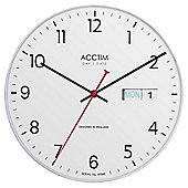 Acctim Date Time Wall Clock