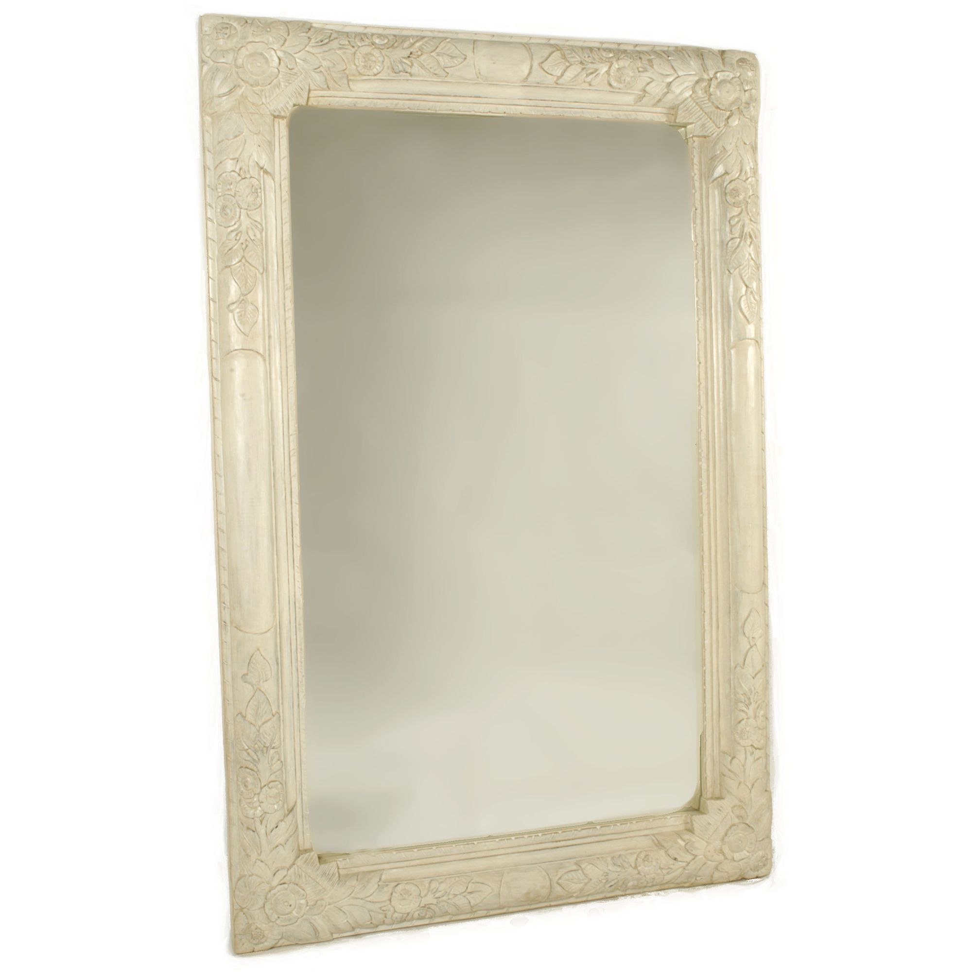 Papa Theo Rectangle Solo Mirror at Tesco Direct