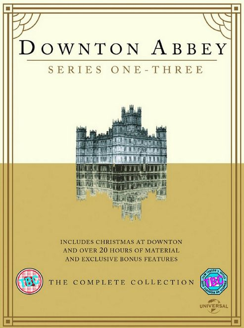 Downton Abbey - Series 1-3 - Complete (DVD Boxset)