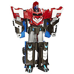 Transformers: Robots in Disguise Mega 1-Step Optimus Prime