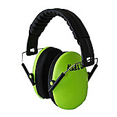 Safetots Childrens Ear Protector Green