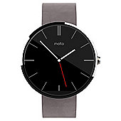 Motorola Moto 360 Grey Leather