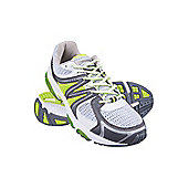 Pace Mens Iso-Gel Running Sneaker - Green