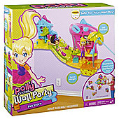 Polly Pocket Wall Party Pet Store Play Set