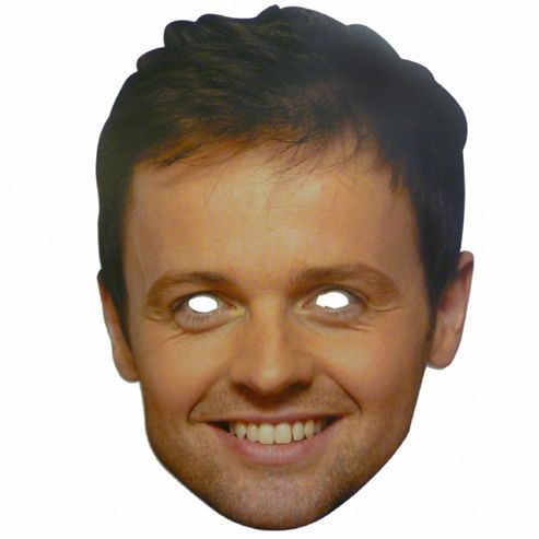 Celebrity Masquerade Masks - Declan Donnelly