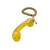 N/U RETRO POP PHONE-GOLD