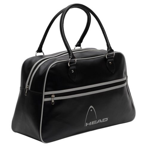 Head Vintage Sports Holdall Black/Grey