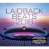 Various Artists Laidback Beats 2016 2CD