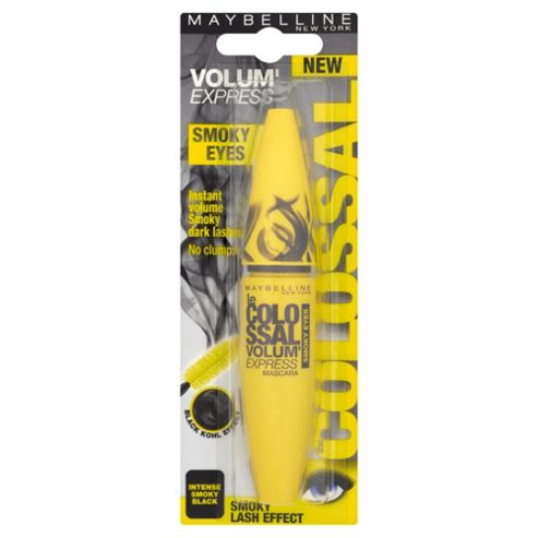 Maybelline New York Volum' Express Mascara Smoky Eyes Intense Smoky Black 10.7ml