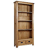 Westbury Reclaimed Oak Tall Bookcase