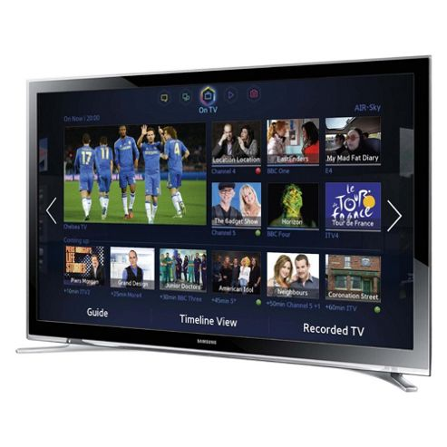 Samsung 32 Inch Smart Tv : Buy Samsung UE32F4500 32 Inch Smart WiFi Built In HD Ready 720p LED TV ...