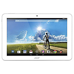 "Acer Iconia Tab A3-A20 HD, 10.1"" Tablet, 32GB, WiFi - White"