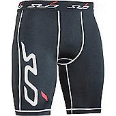 Sub Sports Dual Shorts - Black