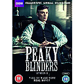 Peaky Blinders Series 2 DVD 2 disc