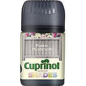 Cuprinol Garden Shades Tester - Forest Mushroom - 50ML